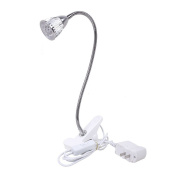 Led Grow Lights, Hgrope 5w Led Clip Desk Lamp With 360 Degree Flexible