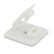 Ledwholesalers Mounting Clip With Releasable Cover For Led Strips Up To 12mm