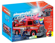 Playmobil Rescue Ladder Unit Playset