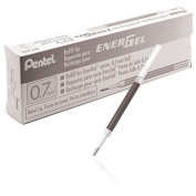 Pentel Refill Ink For Bl57/bl77 Energel Liquid Gel Pen, Box Of 12, 0.7mm, New