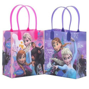 Disney Frozen And Quality Party Favour Reusable Goodie Bags 12 12 Bags Kitch