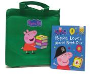 Peppa Pig Bag 10 Book Set Collection -rrp