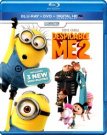 Despicable Me 2 4K Blu-ray  [Region B] [Blu-ray]