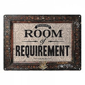 New Harry Potter Gryffindor Common Or Room Of Requirement Sign Plaque Official