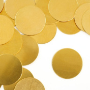 Circle, 2.5cm , Brass, Metal Stamping Blanks, 24 Pc- Jewellery Discs