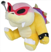 Little Buddy Super Mario Series Roy Koopa 15cm Plush Plush Puppet