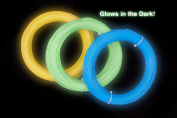 3d Pen Filament Refills   Glow In The Dark Colours   1.75mm Abs   295 Combined...