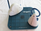 Angelcare Movement And Sound Baby Monitor Ac201 1x