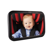 Baby Mirrors For Car, Catuo Adjustable Back Seat Baby Safety Car Seat Mirror Se
