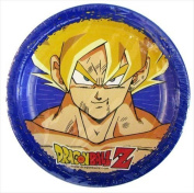 Dragonball Z Small Paper Plates
