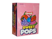 Charms Sweet Pops Assorted 48 Ct