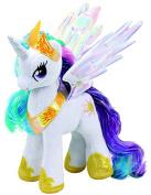 Ty Beanie Baby - Princess Celestia (my Little Pony) - Mwmts Stuffed Animal Toy