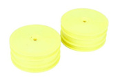 Losi Tlr43004 Front Wheel Yellow (2) 22-4