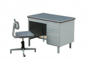 New Hasegawa 1/12 Office Desk & Chair 62003