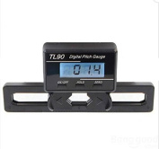 Yocoo Tl90 Lcd Display Digital Pitch Gauge Screw Pitch Gauge With Gyro Sensor