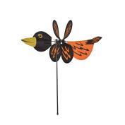 In The Breeze Baby Oriole Garden Spinner, New,  .
