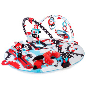 Yookidoo Baby Gym And Play Mat With Accessories For Infants