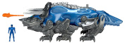 Mighty Morphin Power Rangers Movi - Triceratops Battle Zord With Blue Ranger