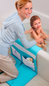 Aquatopia Deluxe Safety Easy Bath Kneeler, Blue New
