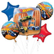 Hot Wheels Racer Bouquet Of Balloons Anagram Mytoddler New