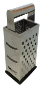 Box Grater Stainless Steel Super Strong From The Asian Slice, New,  .