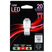 Feit Gy8.6/led 20w Replacement 3000k Non-dimmable Led Light, New,  .