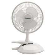 Holmes Convertible Desk & Clip Fan White Hcf0611a-wm Categories, New