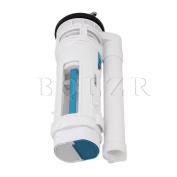 Toilet Cistern Dual Flush Push Button Valve 25cm Height Water Saving Type