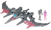 Mighty Morphin Power Rangers Movi - Pterodactyl Battle Zord With Pink Ranger