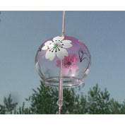 Japanese Wind Chimes Wind Bells Handmade Glass Birthday Christmas Home