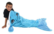 Snuggie Tails Dolphin Blanket For Kids
