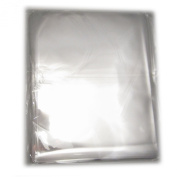 11 X 14 Self-sealing Clear Plastic Flat Cello Wrap Cellophane Bags 100pcs