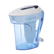 Zerowater 12-cup Ready-pour Pitcher With Free Tds Metre (total Dissolved
