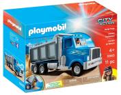 Playmobil Dump Truck Playset New