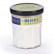 Mrs. Meyers Scented Soy Candle, Lemon Verbena 140ml