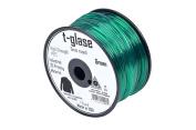 Lulzbot Taulman T-glase Pet 3d Printer Filament, 0.5kg. Reel, 3 Mm, Green