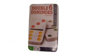 Cardinal Classic Games - Double Six Colour Dot Dominoes