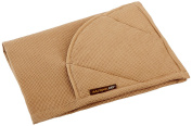Rachael Ray Multifunctional 2-in-1 Moppine, Ultra Absorbent Kitchen Towel & Heat Resistant Pot Holder, Brown