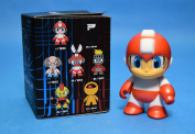 Loot Crate Exclusive 7.6cm Mega Man Red Variant Figure (kidrobot) New Nib