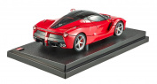 Hot Wheels Elite Heritage Laferrari, Red Vehicle 1:18 Scale