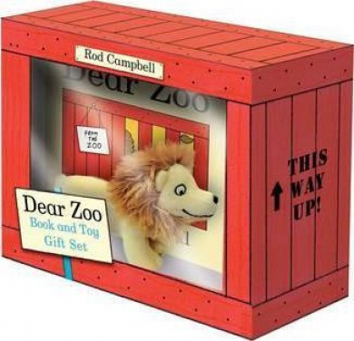 Dear Zoo Book And Toy Set