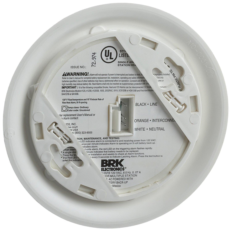 Brk Smoke Alarm Homeware Buy Online From Detectors Wiring Diagram