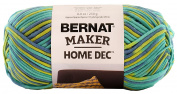 Bernat Maker Home Decor Yarn, 260ml, Pacific Variegate, Single Ball