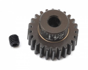 New Associated Ft Aluminium Pinion Gear 48p 24t 1/8 Shaft 1342