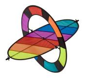 Prism Flip Rotor Kite, Spectrum , New,  .