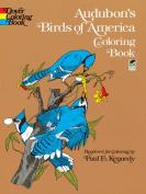 Audubon's Birds Of America Colouring Book