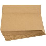 Smooth A7 Envelopes (13cm x 18cm ) 50/pkg-kraft