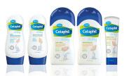 Cetaphil Baby Wash And Shampoo With Organic Calendula, 230ml