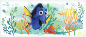 Finding Dory And Nemo Multicoloured Peel And Stick Giant Wall Graphic