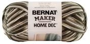 Bernat Maker Home Decor Yarn, 260ml, Pebble Beach Variegate, Single Ball
